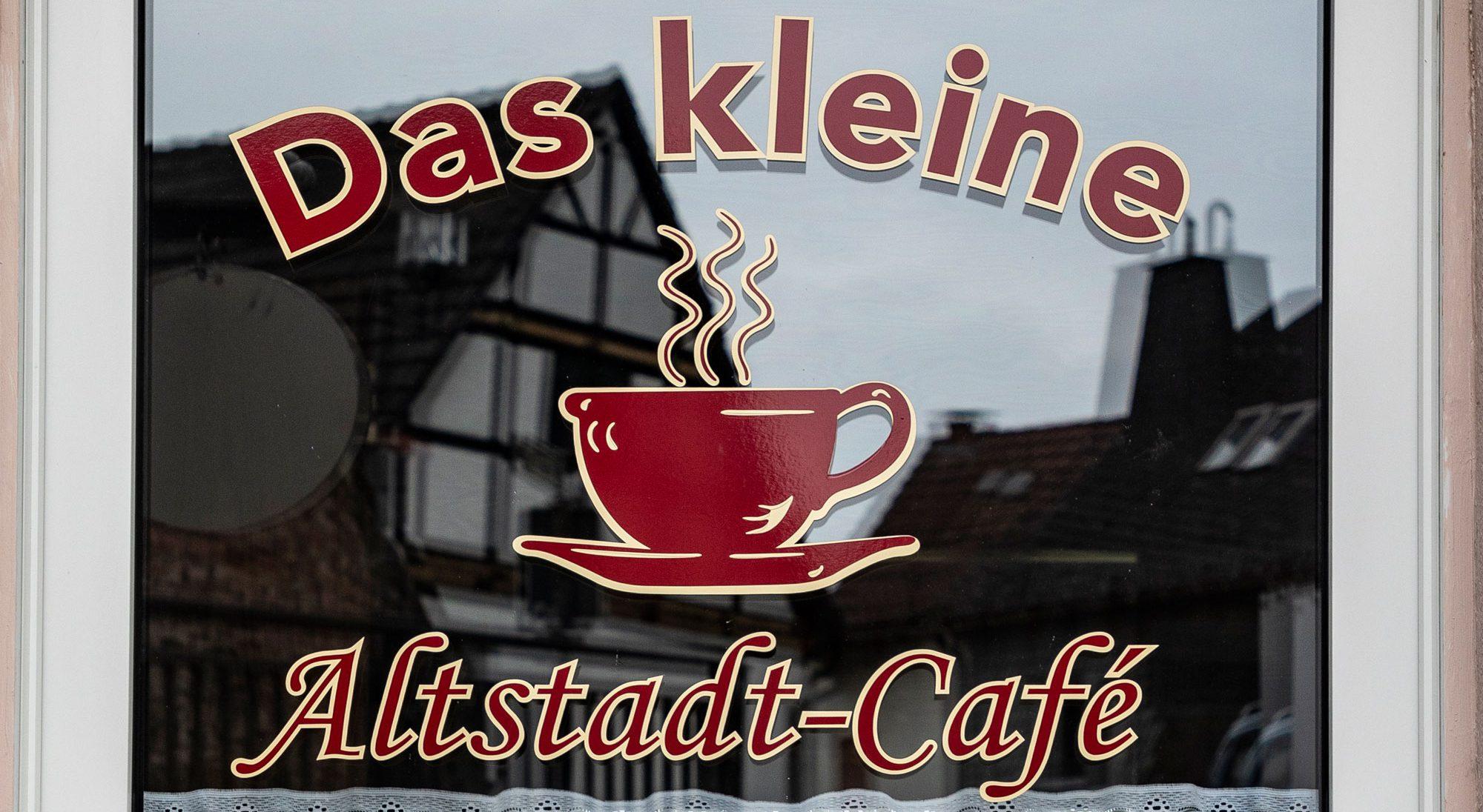 Das kleine Altstadt-Café